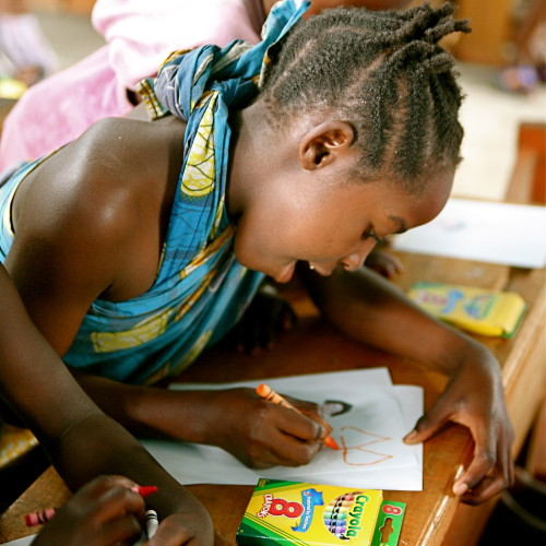 DRC Power of Crayola