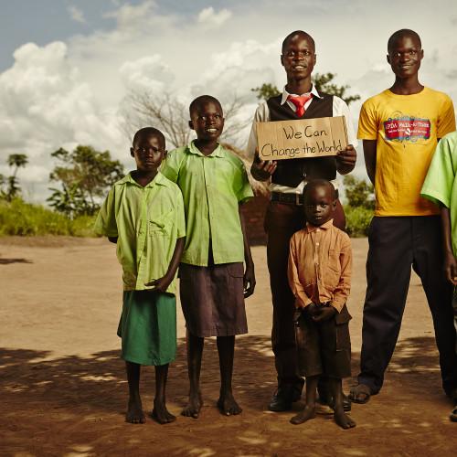 Uganda We Can Change the World